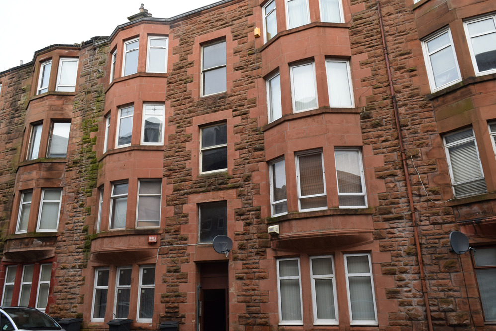 One bedroom flat, Mary Street Port Glasgow 2